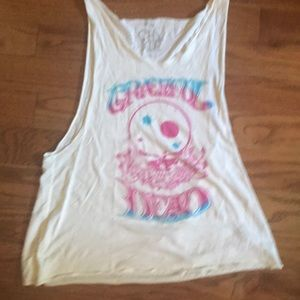 Chaser size small Grateful Dead tank
